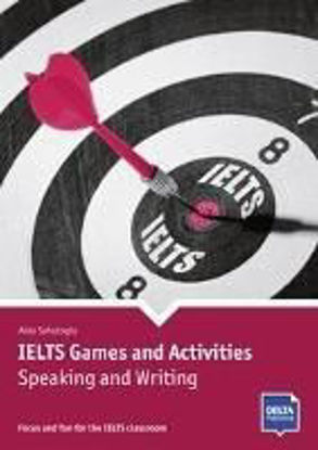 图片 IELTS Games and Activities Speaking and Writing