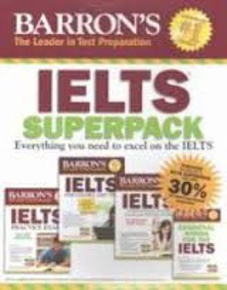 图片 Barrons IELTS Superpack