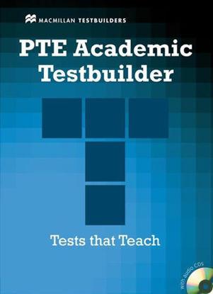 图片 PTE Academic Testbuilder Student Book