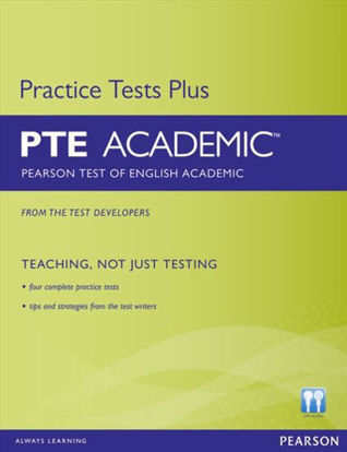 Picture of PTE Academic – Practice Tests Plus and CD-ROM without Key Pack