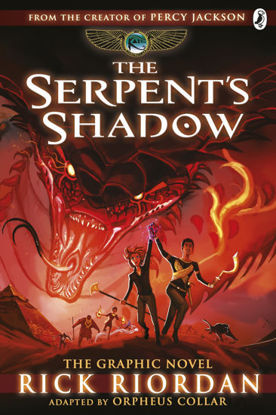 Picture of The Serpent's Shadow: The Kane Chronicles (Book 3)