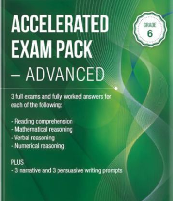 Picture of Accelerated Exam Pack - Advanced