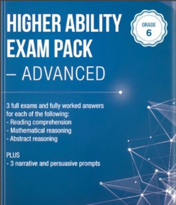 Picture of Higher Ability Exam Pack - Advanced