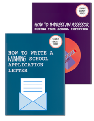 Picture of Admission Interview And Letter Writing Bundle