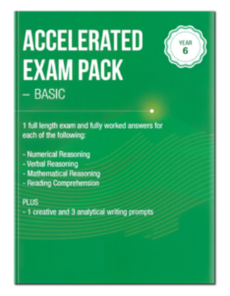 Picture of Accelerated Exam Pack - Basic