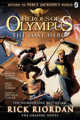 Picture of The Lost Hero: The Graphic Novel (Heroes of Olympus Book 1)