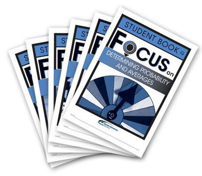 Picture of Focus on Maths Level G Student Books Set of 6