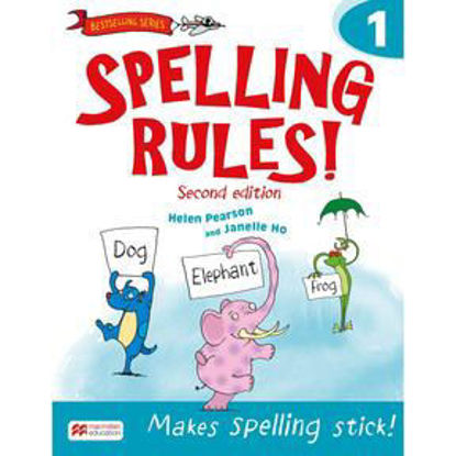 图片 Spelling Rules! 2e Book 1