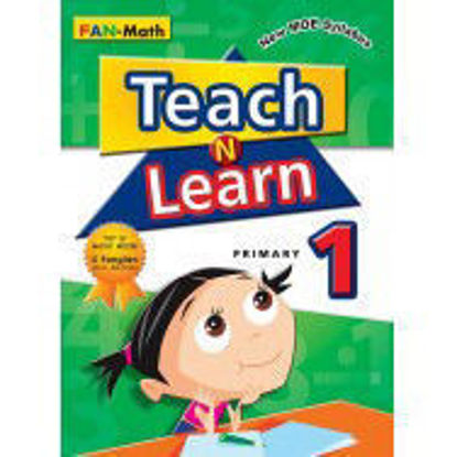 Picture of FAN-Math Teach N Learn Primary 1