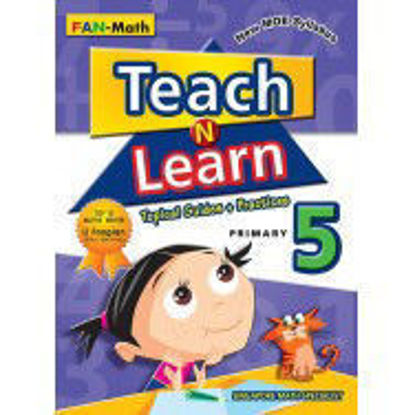 Picture of FAN-Math Teach N Learn Primary 5