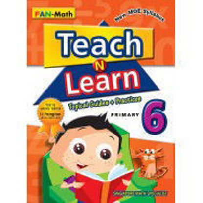 Picture of FAN-Math Teach N Learn Primary 6