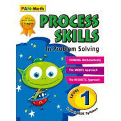 Picture of FAN-Math Process Skills In Problem Solving Primary 1