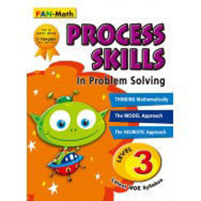 Picture of FAN-Math Process Skills In Problem Solving Primary 3