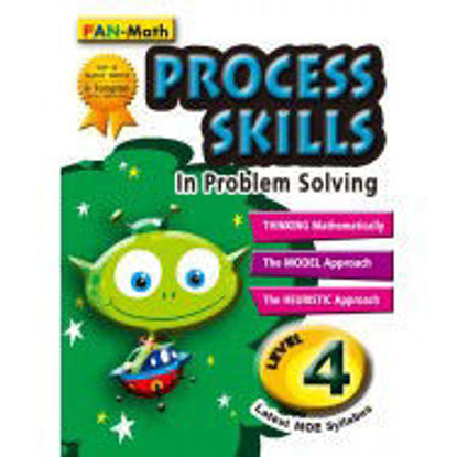 Picture of FAN-Math Process Skills In Problem Solving Primary 4