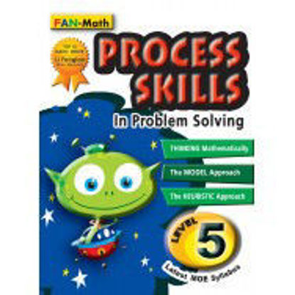 Picture of FAN-Math Process Skills In Problem Solving Primary 5