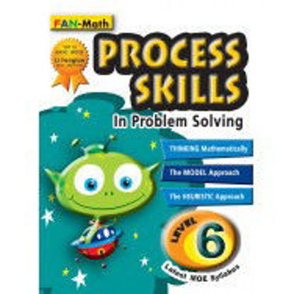 Picture of FAN-Math Process Skills In Problem Solving Primary 6