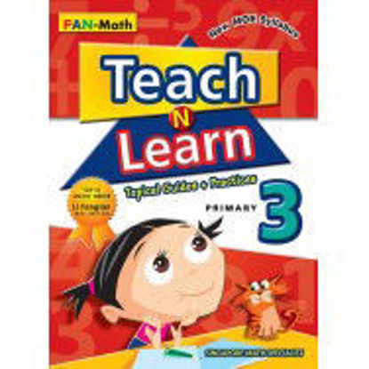 Picture of FAN-Math Bundle Pack Primary 3
