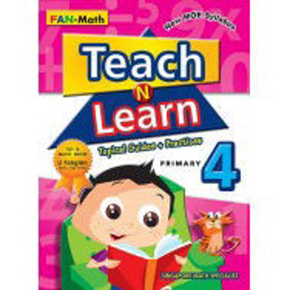 Picture of FAN-Math Bundle Pack Primary 4