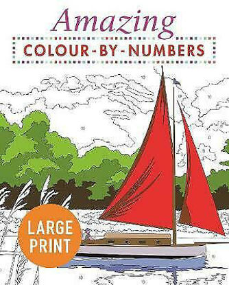 Picture of Amazing Colour-by-Numbers