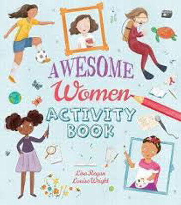 Picture of Awesome Women Activity Book