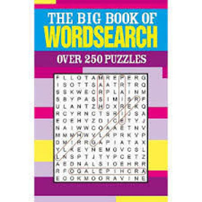 Picture of Big Book Of Wordsearch
