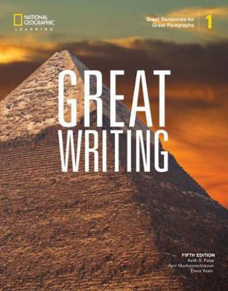 Picture of Great Writing 1: Great Sentences for Great Paragraphs – Student Book