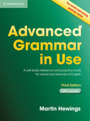 图片 Advanced Grammar in Use with Answers