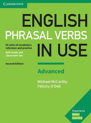 图片 English Phrasal Verbs in Use Advanced Book with Answers