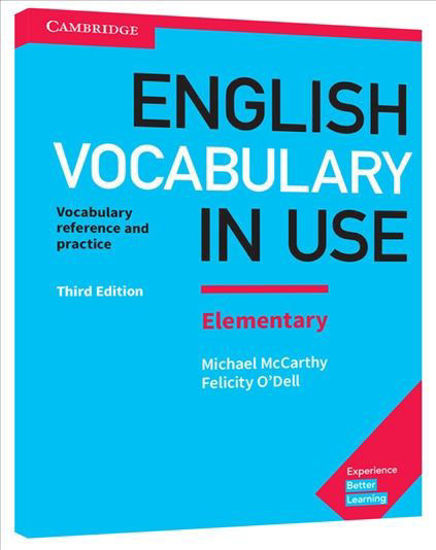 Picture of English Vocabulary in Use Elementary Book with Answers