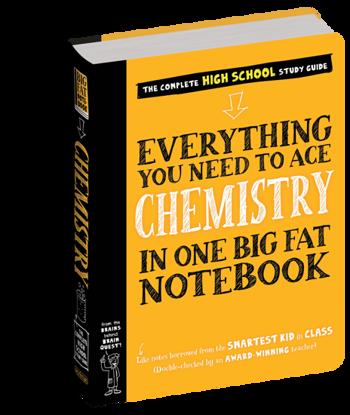 图片 Everything You Need to Ace Chemistry in One Big Fat Notebook