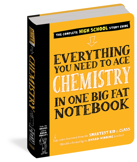 Picture of Everything You Need to Ace Chemistry in One Big Fat Notebook