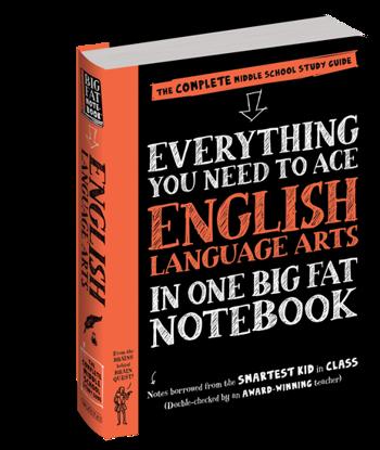 图片 Everything You Need to Ace English Language in One Big Fat Notebook