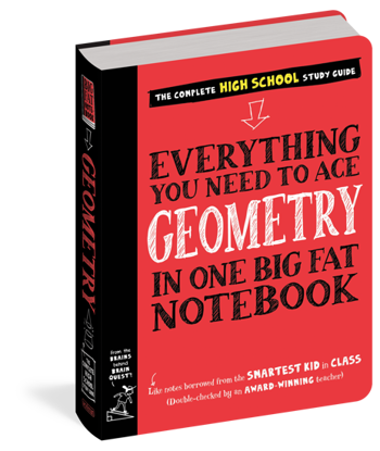 Picture of Everything You Need to Ace Geometry in One Big Fat Notebook