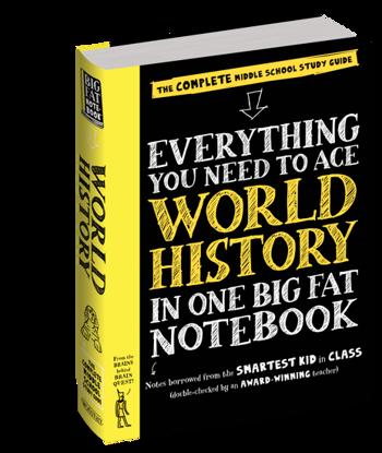 图片 Everything You Need to Ace World History in One Big Fat Notebook