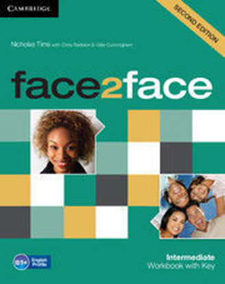 图片 face2face Intermediate Workbook with Key