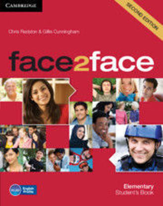 Picture of face2face Elementary Student's Book
