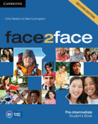 图片 face2face Pre-intermediate Student's Book