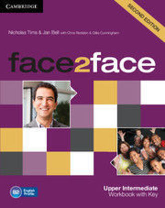 图片 face2face Upper Intermediate Workbook with Key