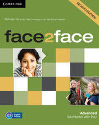 图片 face2face Advanced Workbook with Key