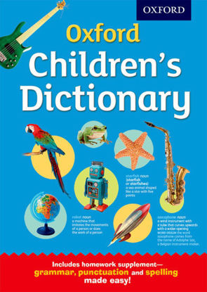 Picture of Oxford Children's Dictionary