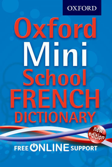 Picture of Oxford Mini School French Dictionary 2012