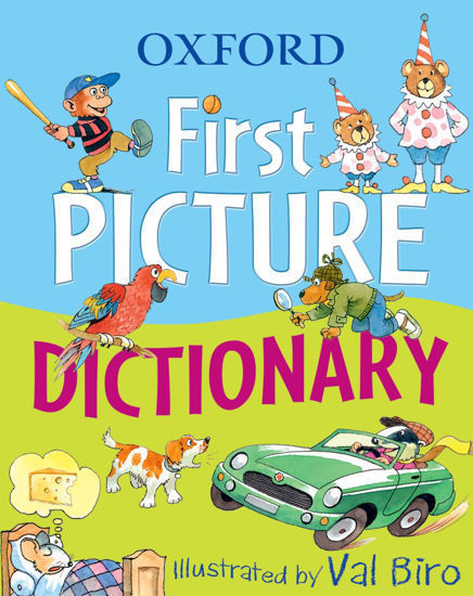 Picture of Oxford First Picture Dictionary