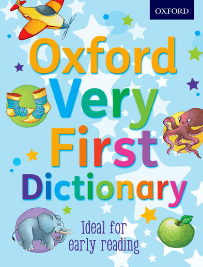 Picture of Oxford Very First Dictionary