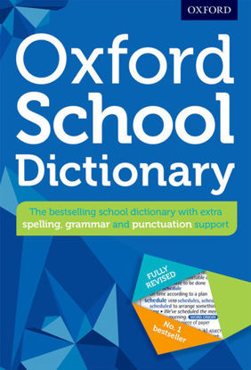 Picture of Oxford School Dictionary 2016