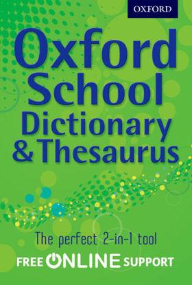 图片 Oxford School Dictionary and Thesaurus 2012
