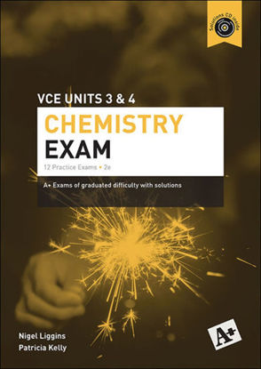 图片 A+ Chemistry Exam VCE Units 3 & 4