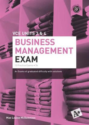 图片 A+ Business Management Exam VCE Units 3 & 4