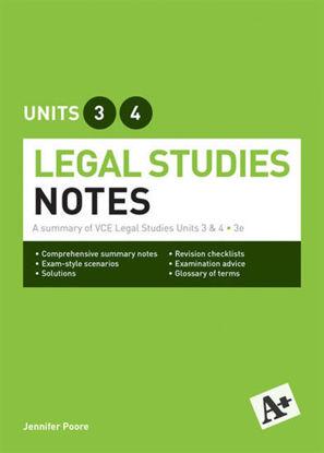 图片 A+ Legal Studies Notes VCE Units 3 & 4