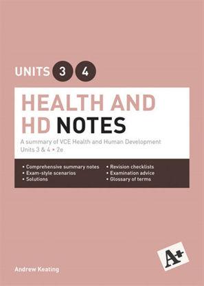 图片 A+ Health and Human Development Notes VCE Units 3 & 4