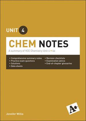 图片 A+ Chemistry Notes VCE Unit 4